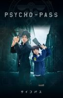 Psycho Pass: Crime Coefficient by Love-of-Krye