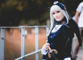 Suigintou Cosplay 2/4 by Psunna