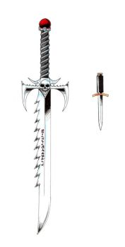 Barbarian Sword by ad1066