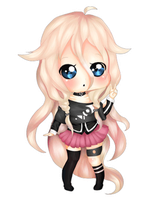 [Free to use] IA Pagedoll by naitsuko