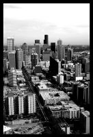 Seattle by Stealthymeerkat