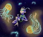 Jellies by CelestNny