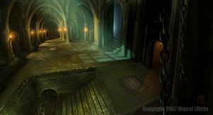 Dungeon... by Miggs69