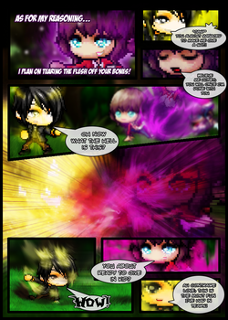 Beyond Death: Page 6 by Grimmbound