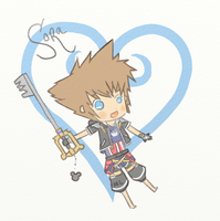Sora? by mooshl