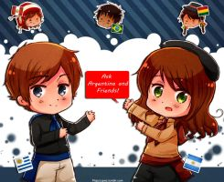 Ask Argentina and friends! by FlopyLopez