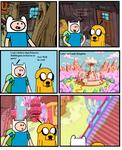Adventure Time Z chap.1 page 5 by MarcosLucky96