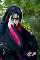 Itachi- The Crow by key0fdestiny13