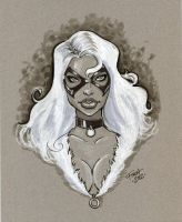 Black Cat by PatrickFinch
