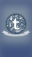 Tumblr Flag iPhone 5 by SurfingCA