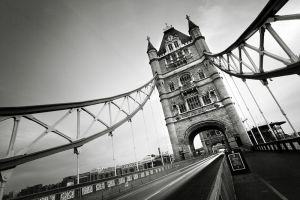 London .17 Tower Bridge by sensorfleck