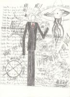 Slender Man: Descent by AnthropomorPhillie