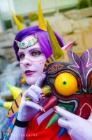 Mask of Majora by Chochomaru