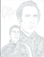 Christopher Lee Tribute by RoyPrince