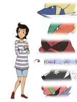 PKMN Trainer Socorro by thelivingmachine02