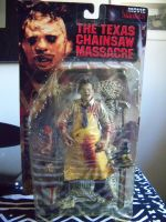 Leatherface Figure by goodben
