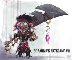 Scrambles Ratsbane VII by GhostHause