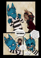 RaccoonBrothers::Page070 by IFreischutz