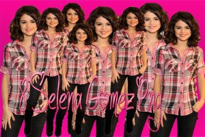 Selena Gomez 8 Pack Pngs by HitTheLightsEditions