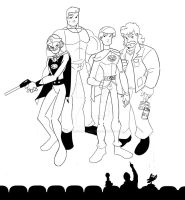 MST3K ALL-Stars by wonderfully-twisted