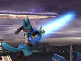 Lucario Wants To Be a Jedi by TheTweedleTwins