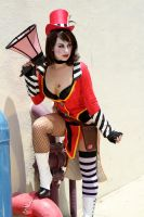 Mad Moxxi Cosplay 7 by Meagan-Marie