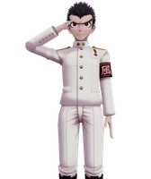 |DL SERIES| Kiyotaka Ishimaru (31/?) by typhlosion4ever