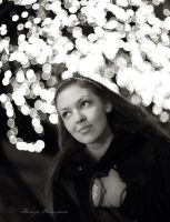 December Lights III by Red-passion