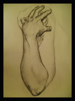 Anatomic Sketch No 3 by mustrainer