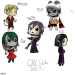 OW Chibis 4 by Ispod4