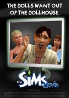 Sims movie poster by Neotomi