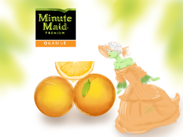 minute maid by Seraphoid