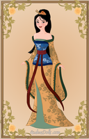 Mulan { New Look } by kawaiibrit