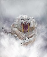 Saber tooth PS by nosoart