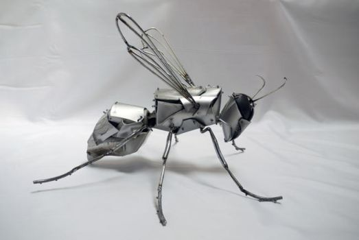 Hornet4 by HubcapCreatures