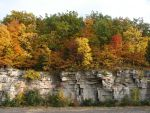 Autumn Cliff Stock Scenery 19 by FantasyStock