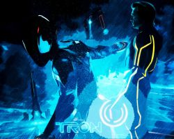 Tron: Legacy. Clunzler by StalkerAE