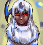 Absol by NejiKitty