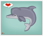 Whale this is slightly Cute! by TheAngryFishbed