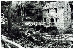 The Old Mill. by Anti-conformity