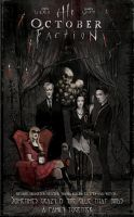The October Faction by DamienWorm