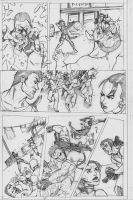 Resident Evil 5 page 2 by CrimeRoyale