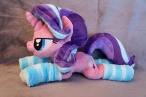 Starlight Glimmer shoulder plush with socks! by Fafatacle