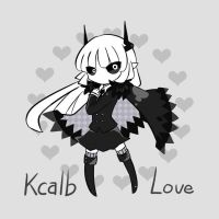 Kcalb Love by PvElephant