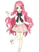 Manga Bethan Paid Commission 1/3 by Tokyo-Dollie