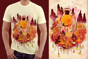 Light Bringer : Shirt by choppre