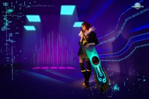TRANSISTOR by Mirum-Numenis