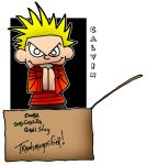 Lil' Calvin by 5chmee