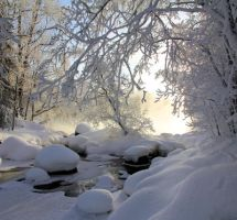 winter wonders from Finland by KariLiimatainen