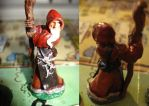 Miniatures Wizard Closeup by MoCaW